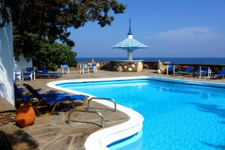 daidalos hotel by the sea in ikaria