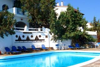 facilities daidalos hotel swimming pool - 01