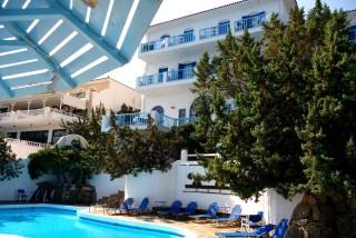 facilities daidalos hotel swimming pool - 02