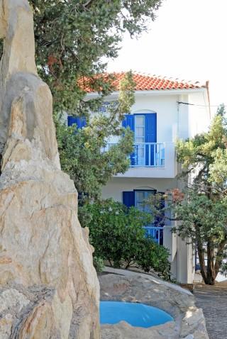 facilities daidalos hotel view