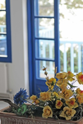 gallery daidalos hotel flowers