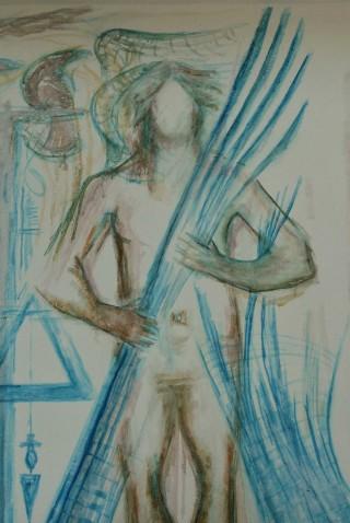 gallery daidalos hotel painting - 04