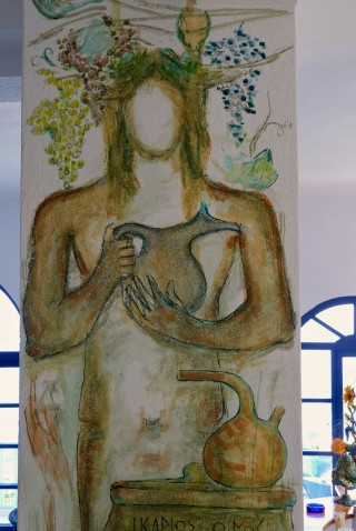gallery daidalos hotel painting