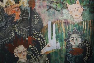 gallery daidalos hotel paintings
