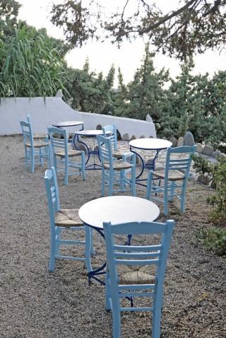 gallery daidalos hotel tables