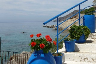 location daidalos hotel greek sea